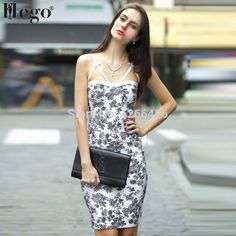 Aliexpress.com : Buy HEGO Women's Slash Neck Print Rayon Bandage Dress With Good Quality H1142 from Reliable dress pvc suppliers on Guang Zhou TianYi Trade Co.,Ltd. | Alibaba Group