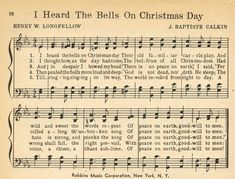 Johnny Cash I Heard The Bells On Christmas Day.35 Best Free Sheet Music Images Free Sheet Music Sheet