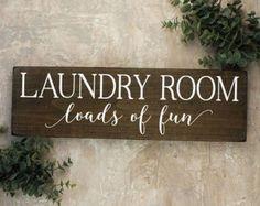 Laundry Schedule Sign Laundry Room Decor Laundry Decor Laundry