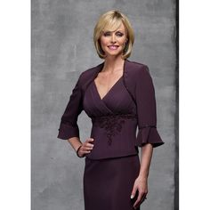 mother of the bride purple dress | ... -the-groom-dresses-with-jacket-mother-of-the-bride-dresses-purple.jpg