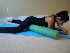How to Stretch and Massage Your Inner Hip Muscles