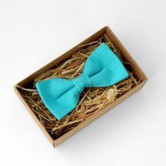 Mint blue bowtie, Aruba blue mens bowtie,Tanager turquoise necktie, Limpet shell bowtie, Blue Wedding bowtie, Toddlers tie, Boys bowtie
