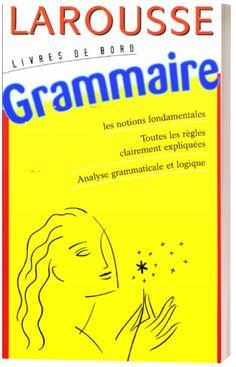 Grammaire Larousse Livre De Bord Pdf Gratuit Playbill English Grammar Presentation