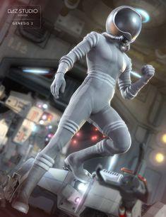 Retro Space Suit G2M