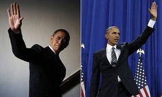 Chinese actor bears an uncanny resemblance to President Barack Obama