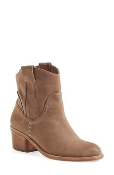Dolce Vita 'Graham' Suede Bootie (Women) available at #Nordstrom