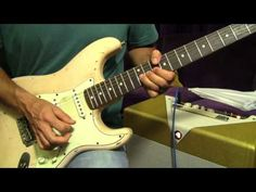 ▶ Free Blues Soloing Lesson In A - YouTube