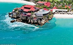 As well as winning the overall crown of the best hotel in the world, Eden Rock…