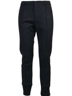 DOLCE & GABBANA Dolce & Gabbana Wool Jogging Trousers. #dolcegabbana #cloth #trousers