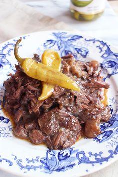 Mississippi roast / suddervlees