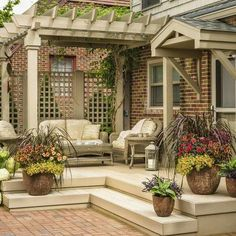 Small Pergola, Backyard Pergola, Pergola Plans, Patio, Outdoor Pergola, Outdoor Decor, How To Plan, Architecture, Building A Deck
