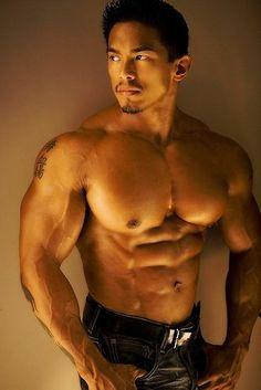 Asian Muscle Man 49