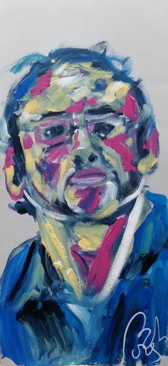Bachmors selfportrait January 29 #self-portrait #self-portraitproject #bachmors @bachmors artist artist artist artist #artcollector #artcollective #emergingart #artwork #artcreation #capimans