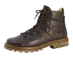 Baqueira - Chaussures de randonnée en cuir entièrement naturel, doublure  cuir - Bionat 642d416ec6f9