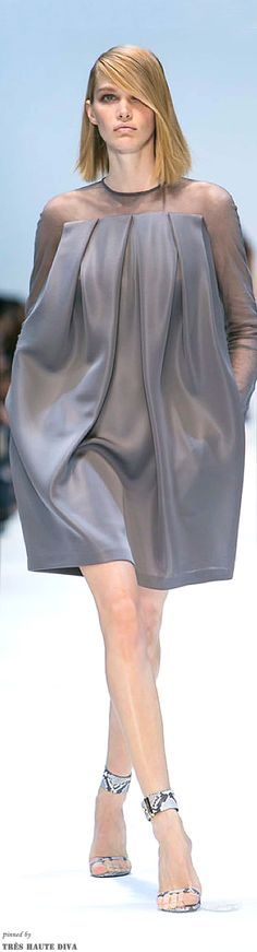 Paris FW Guy Laroche Spring / Summer 2014 | The House of Beccaria~