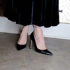 -sapatos Gianvito Rossi/ Farfetch