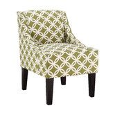 Found it at Wayfair - Fretwork Swoop Chair in Green