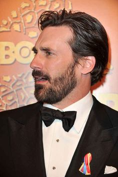 Jon Hamm..omgosh how kissable is that handsome face I ask you?!!!!