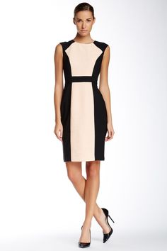 Maggy London Sparkle Sheath Dress by London Times on @nordstrom_rack