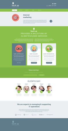 IT Support Company Services Site #Drupal #template. #themes #business #responsive