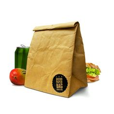 Brown Paper Bag. Re-thought