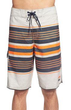 Billabong 'All Day Stripe' Board Shorts