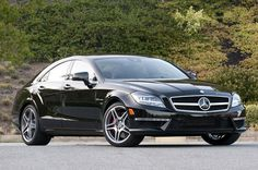 "2012 Mercedes-Benz CLS63 AMG - Both a pinnacle of performance and a seductive style icon, the CLS63 AMG refuses to compromise between elegance and agility. Perhaps that's why Autoblog calls it ""an Olympic decathlete wearing a hand-tailored tuxedo."""
