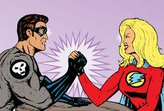 Kick Ass Women: Interview Series in Raising Female Superheroes  http://www.woozymoo.com/blogs/hangout/39474241-kick-ass-women-interview-series-in-raising-female-superheroes