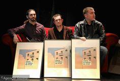 Monodram 'Rajcula warzy' wyreżyserowany przez Alinę Moś-Kerger, autorkę jednoaktówki wyróżnionej w zeszłorocznym konkursie na jednoaktówkę po śląsku, został właśnie nagrodzony na ogólnopolskim festiwalu teatralnym we Wrocławiu.
