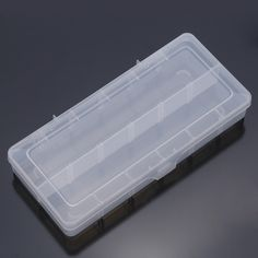 Pro'sKit 12 Grids Slots Electronic Component Storage Box Case Container Tool Box  26 * 11.5 * 4.35cm