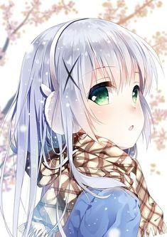 Read Girl (anime) de cabelo branco from the story Super lindas capas E Imagens by Sol_Maravifofi (☆Sol☆) with reads. Kawaii Anime Girl, Manga Kawaii, Loli Kawaii, Pretty Anime Girl, Beautiful Anime Girl, I Love Anime, Fan Art Anime, Anime Artwork, Anime Art Girl