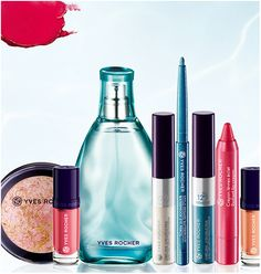 Yves Rocher Summer Collection 2015