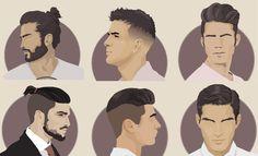Não tem mais erro! Se quiser fazer sucesso, leva isso no barbeiro e agradece depois.