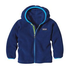 Patagonia Baby Synchilla® Fleece Cardigan (12-18 months)