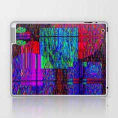 Re-Created  Building Blocks III Laptop & iPad Skin by Robert S. Lee - $25.00