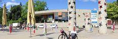 Juli_e_cycle au Musée européen, Schengen. Petit musée très intéressant, notamment pour les amoureux de l'Europe ! #velo #bicyclette #veloelectrique #ebike #vae #tourdefrance #cyclingtour #cyclotourisme #RestartCycleTourism #luxembourg #luxemburg #schengen #schengenisalive #visitschengen #europe #museeeurope #fahrrad #voieverte #cyclingtour #juli_e_cycle #velafrica