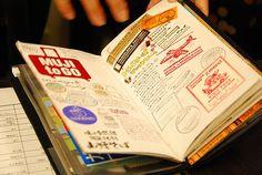 Art journal - Traveler's notebook