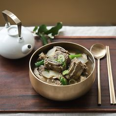 Short Ribs, Hanfu, Korean Food, Food Styling, Food Photography, Food And Drink, Pudding, Meals, Desserts