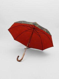 London Undercover Camo Double Lined Umbrella