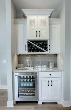 General idea including wine fridge, and needs a small sink for butler's pantry i. General idea including wine fridge, and needs a small sink for butler's pantry in the walk-in pantry after moving the wall back, Classic Kitchen, New Kitchen, Kitchen Decor, Kitchen Ideas, Kitchen Designs, Rustic Kitchen, Bohemian Kitchen, Pantry Ideas, Kitchen Interior