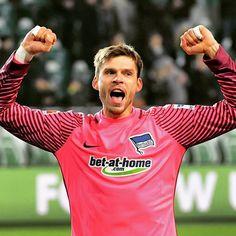 Von euch zum Herthaner der Saison gewählt: Rune Jarstein  #hahohe