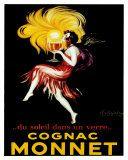Cognac Monnet, c.1927 Posters