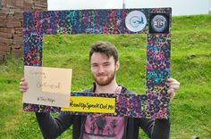 #StandUpSpeakOutMH Campaign at Hereford & Ludlow College 18/05/2016