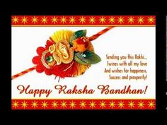 Httprakhigiftsgallerysend rakhi to canadaml rakhi happy raksha bandhan rakhi greetings sms whatsapp message from siste m4hsunfo