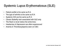lupus systemic lupus erythematosus symptoms - Google Search