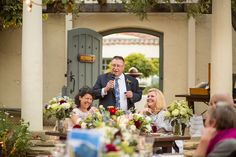 Memory Garden Monterey Wedding