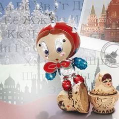 Erika Russian Federation Pendant