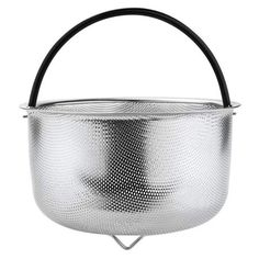 The 9 Best Steamer Baskets for Instant Pot Pressure Cookers in 2020 Pressure Cooker Reviews, Instant Pot Pressure Cooker, Instant Pot Steamer Rack, Steamer Baskets, Best Steamer, Steamers, Cookers