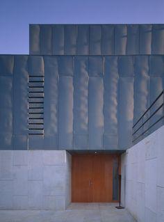 Casa de Zinc Madrid 2005