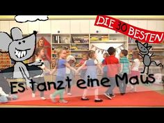 Kinderlied - Eine kleine Maus (Deutsch) - YouTube